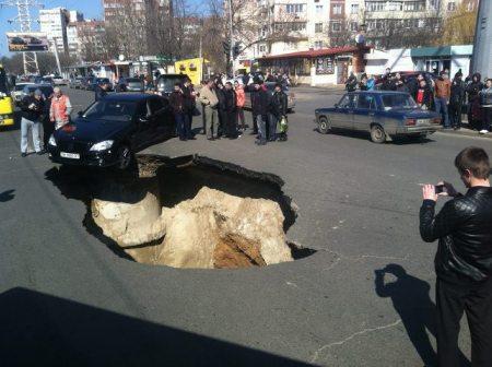 Odessa, March 2013