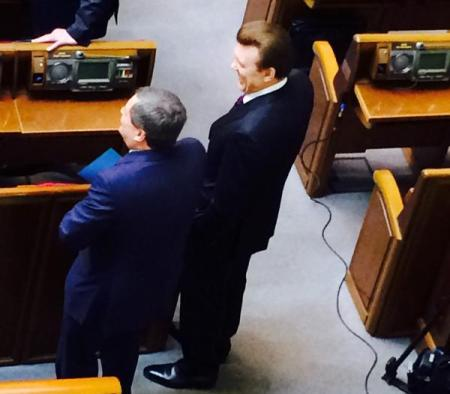 Sergei Kivalov & Eduard Matviychuk - MPs of dubious character
