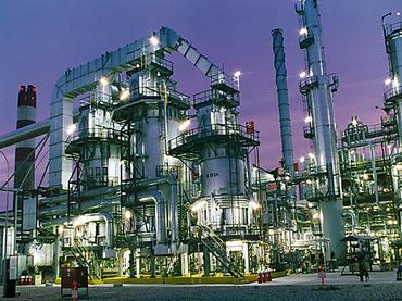 Odessa Oil Refinery