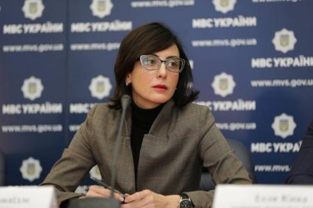 Khatia Dekanoidze