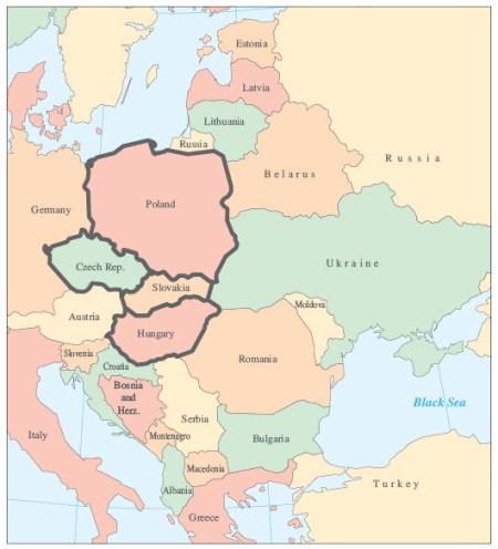 V4 map