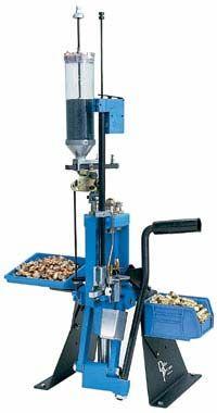 bullet press
